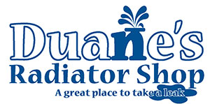 Duane's Radiator Shop Logo