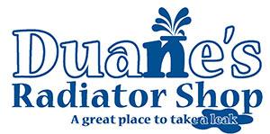 Duane's Radiator Shop Logo